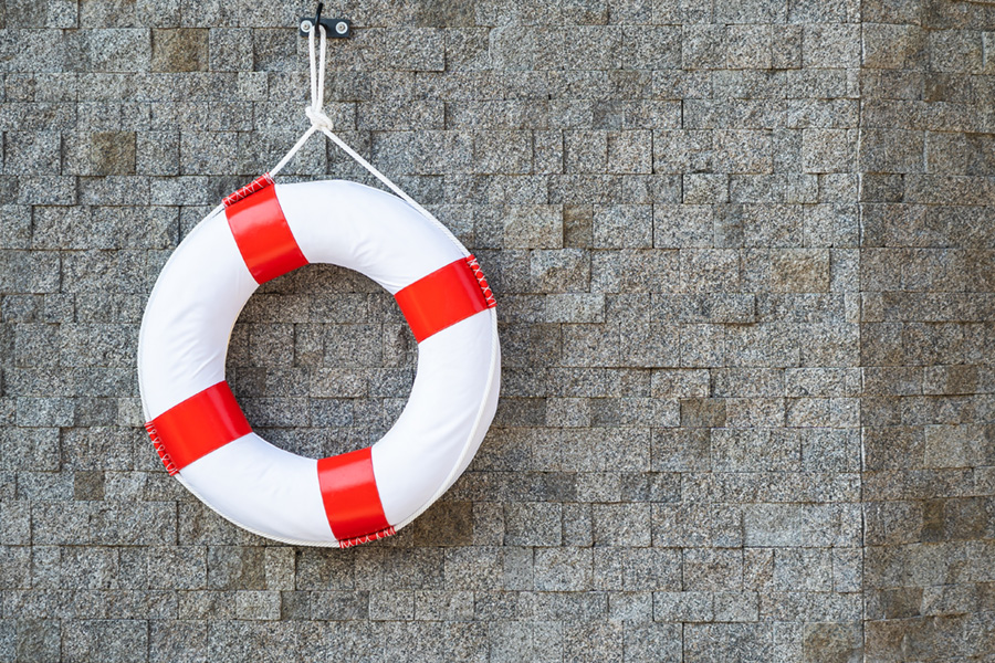 eriv kdo smo ekipa reševalec iz vode